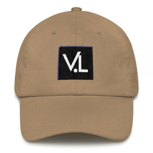 Velocity Wear – Velocity Living Logo – Dad hat
