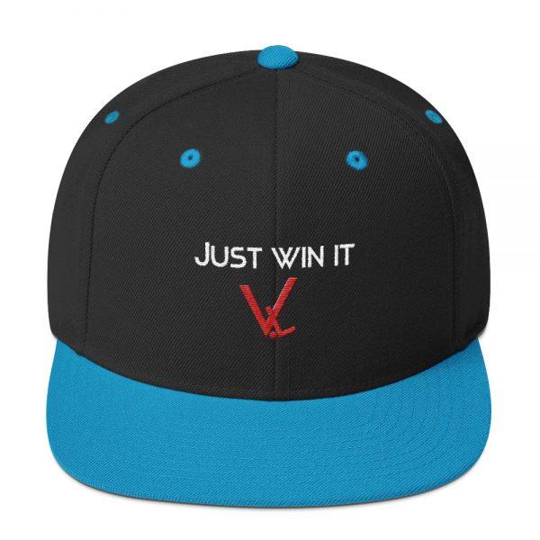Just Win It – Velocity Living – Snapback Hat
