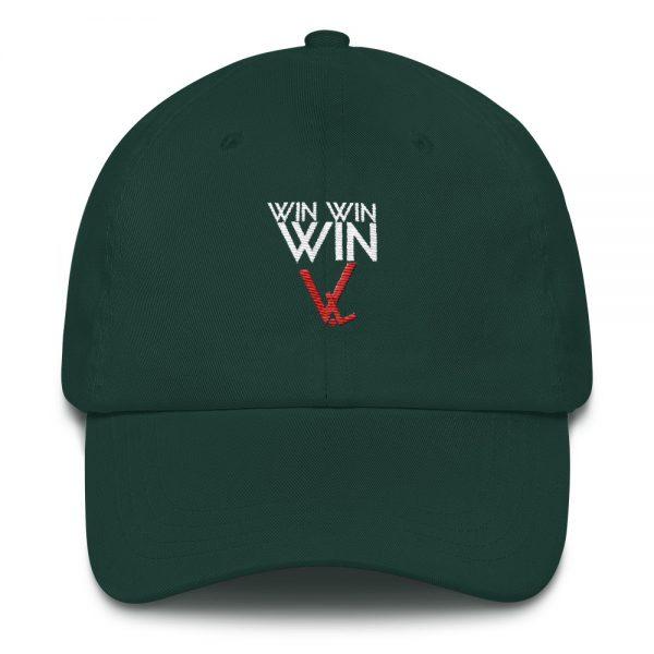 win win WIN – Velocity Living – Dad hat