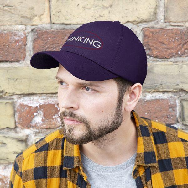 X Thinking – Unisex Twill Hat