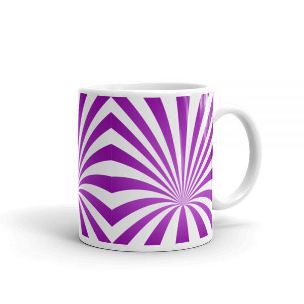 Purple Vortex Mug